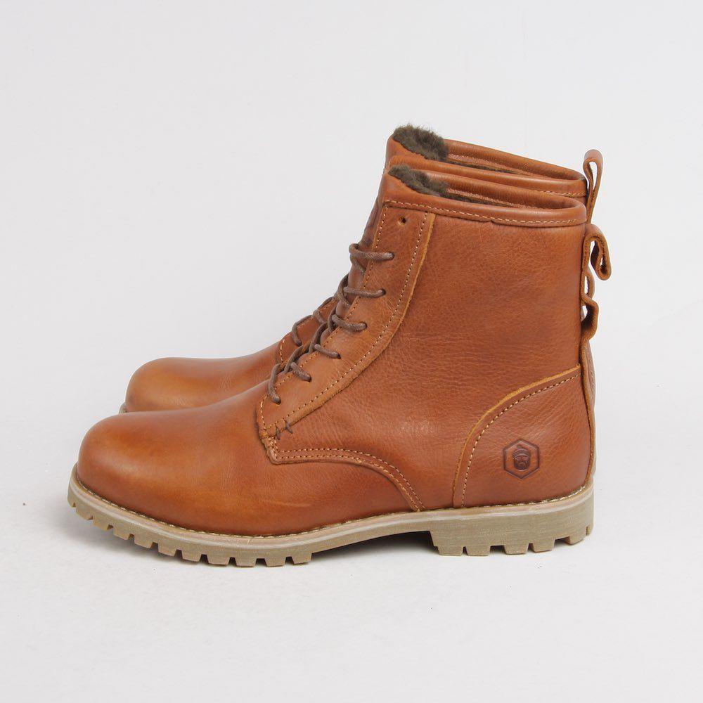 Ботинки Jack Porter Jack Муж BROWN TW7127-1-04M