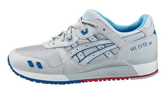 Спортивная обувь ASICS H637Y, 1010, GEL-LYTE III