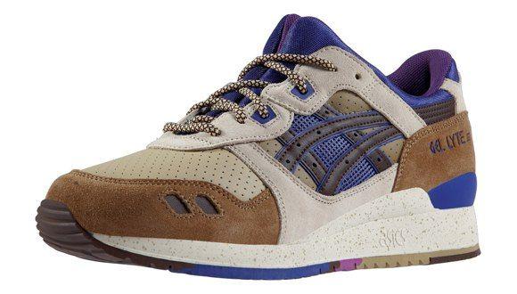 Спортивная обувь ASICS H517L 6062 GEL-LYTE 3