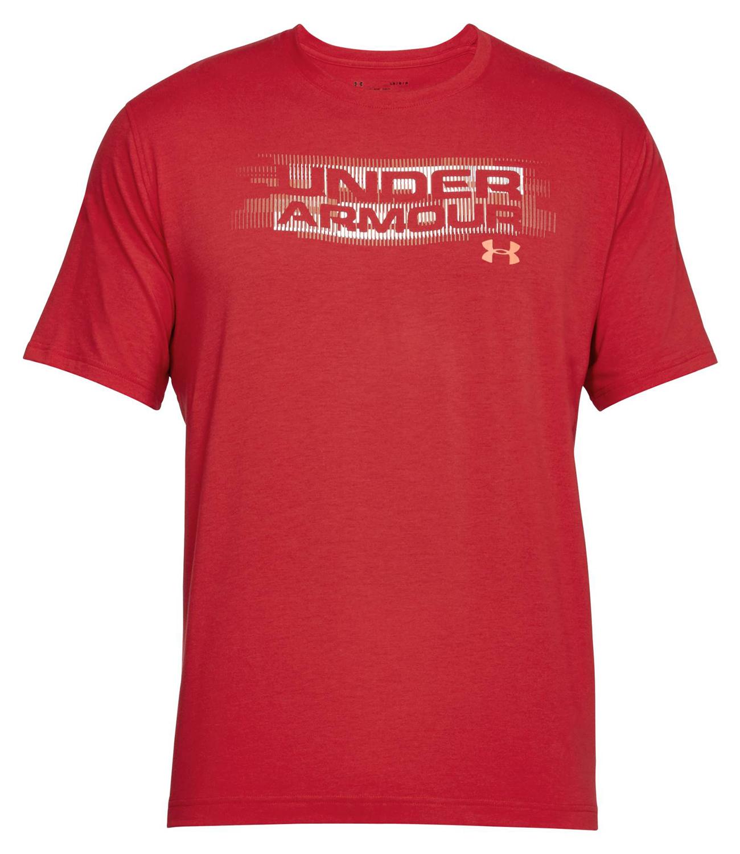 Футболка Under Armour UA Phase Wordmark SS