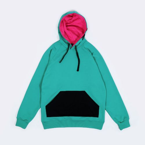 Толстовка Anteater hoodie-mint