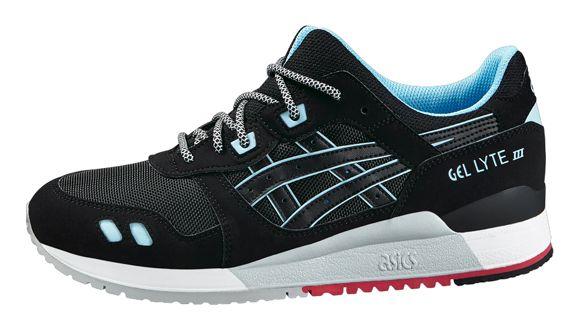 Спортивная обувь ASICS H637Y, 9090, GEL-LYTE III