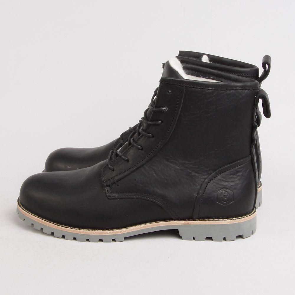 Ботинки Jack Porter Jack Муж BLACK TW7127-1-04M