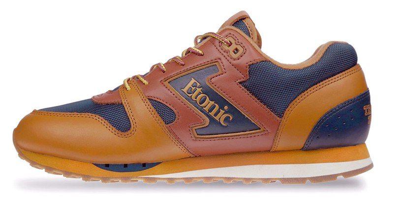 Спорт обувь ETONIC Ghurka/luxe navi/sddle