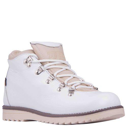 Ботинки жен TREK Литл Парк белый  HK95-16-M