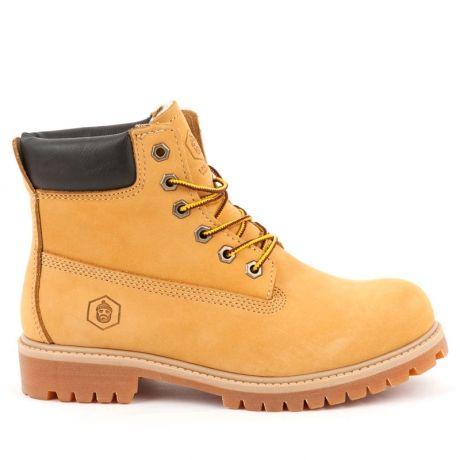 Ботинки Jack Porter Jack жен TAN TW2701-NW-W