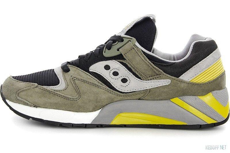 Спортивная обувь SAUCONY 70134-10 Grid 9000-Autumn Pack