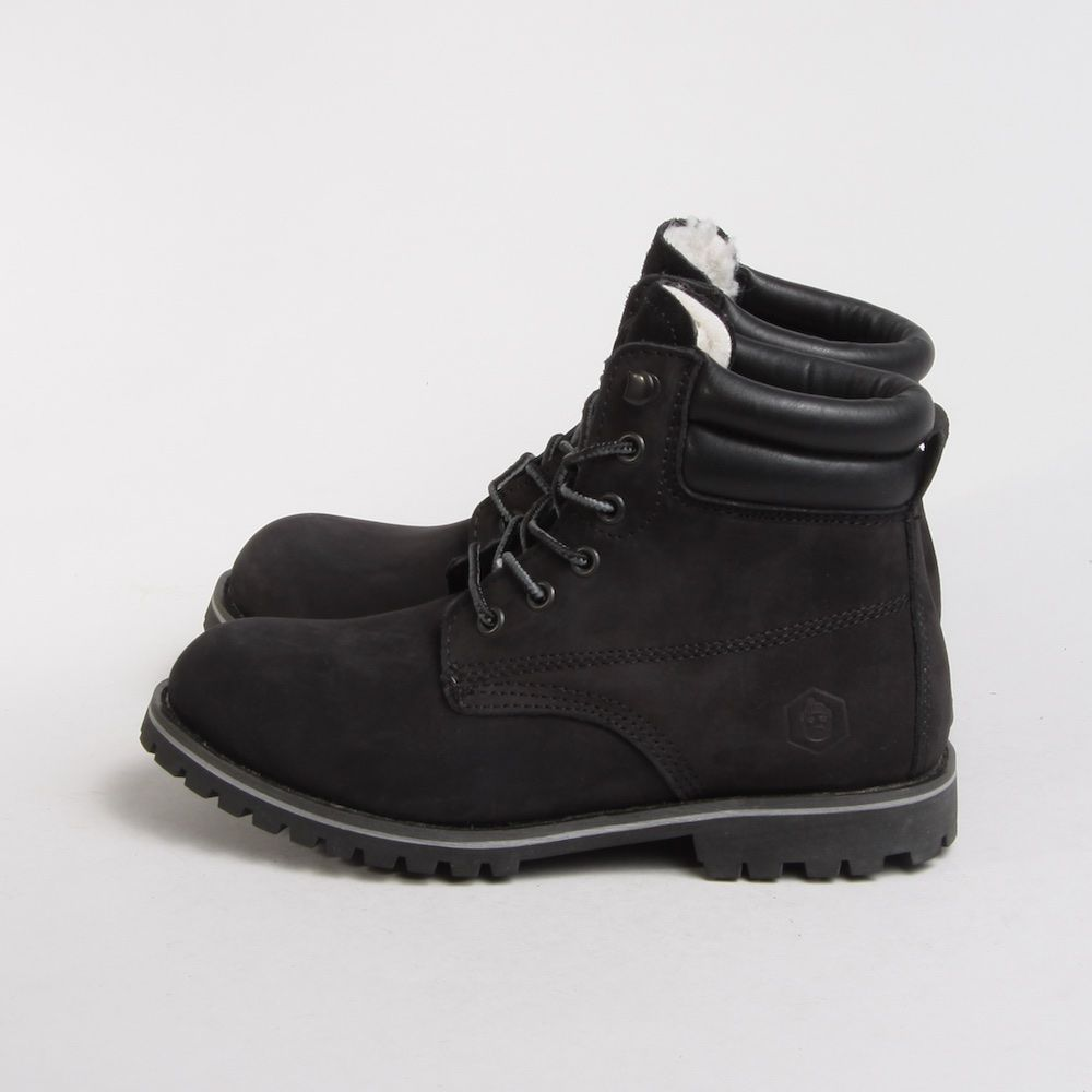 Ботинки Jack Porter Jack жен BLACK TW169-2-04-N-W