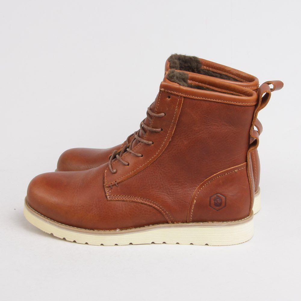 Ботинки Jack Porter Jack муж BROWN TW7127-04M
