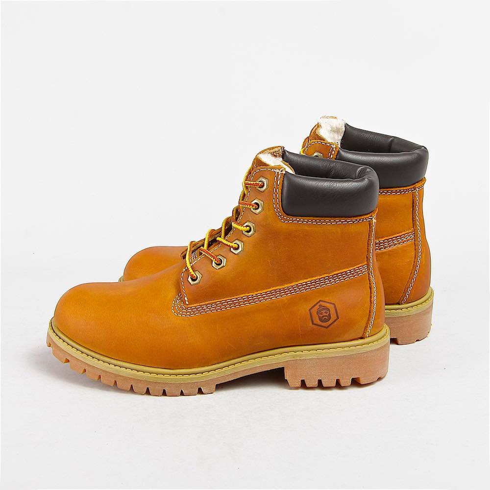 Ботинки Jack Porter Jack жен TAN BROWN CRAZY HORSE TW050-04-K-W