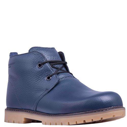 Ботинки муж TREK Кингстон темно-синий HK84-55-M