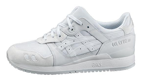 Спортивная обувь ASICS H6B3N, 0101, GEL-LYTE III,