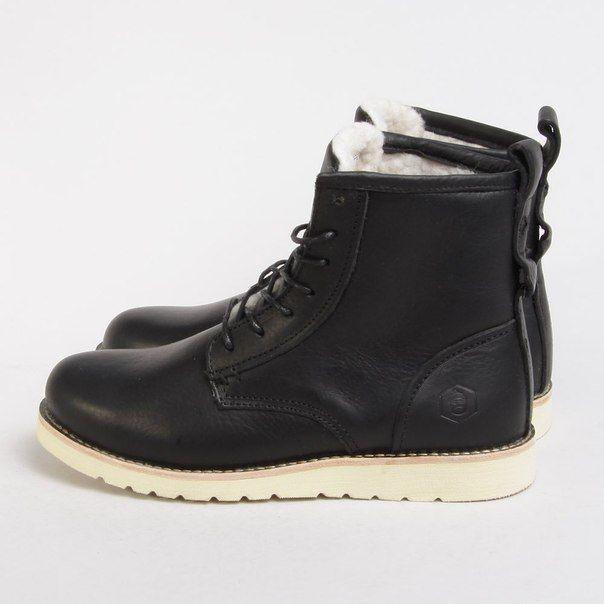 Ботинки Jack Porter Jack жен BLACK TW7127-04W