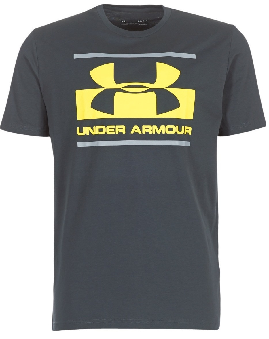 Футболка Under Armour Blocked Sportstyle Logo