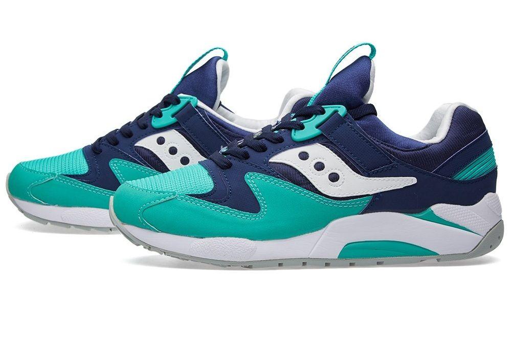 Спортивная обувь SAUCONY 70077-42 Grid 9000
