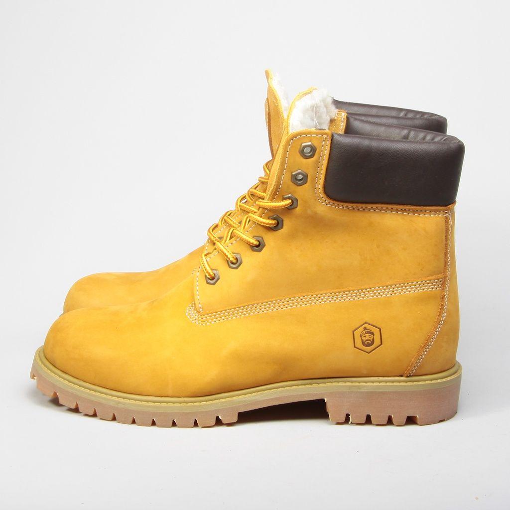 Ботинки Jack Porter Jack муж TAN BROWN TW050-04--M