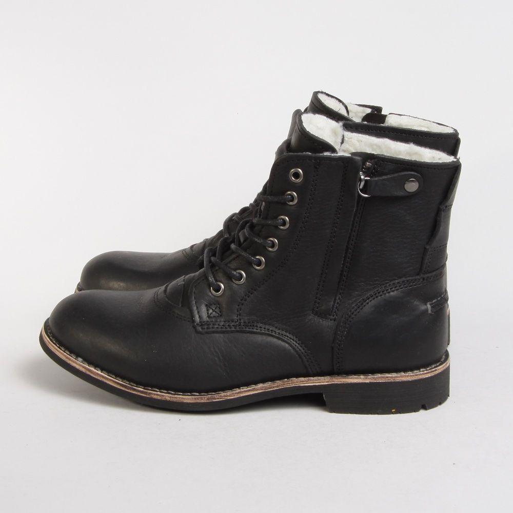 Ботинки Jack Porter Jack Муж BLACK TW5030-04M