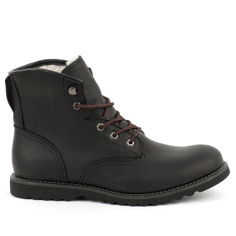 Ботинки Jack Porter Jack муж BLACK TW7106