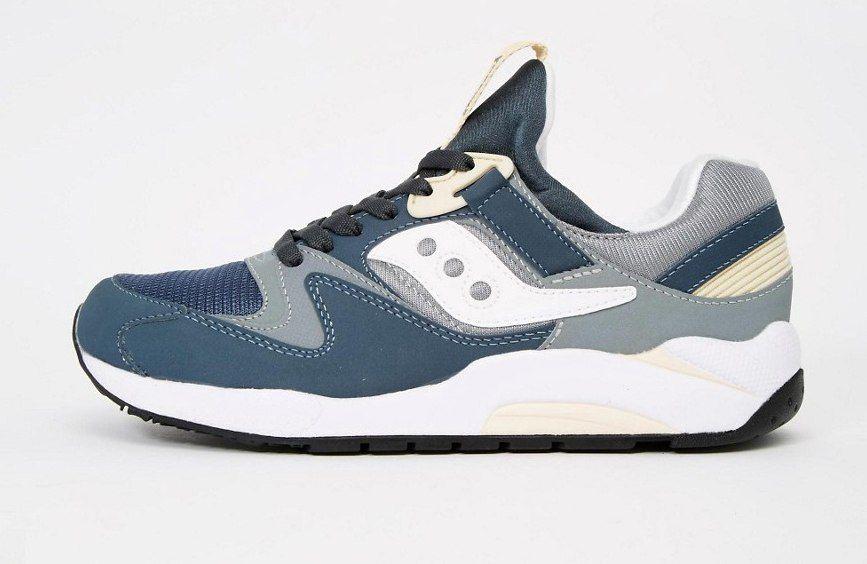 Спортивная обувь SAUCONY S70077-45 Grid 9000