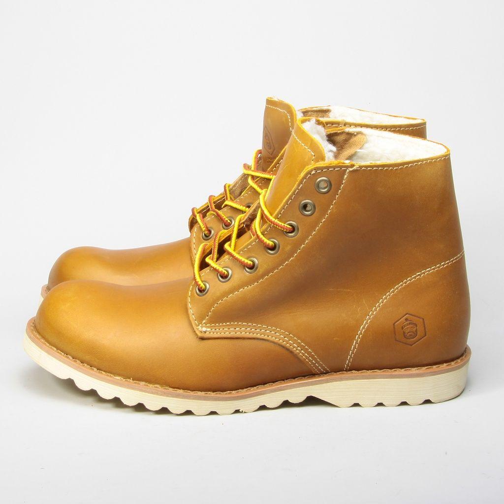 Ботинки Jack Porter Jack муж TAN BROWN TW8181-04M