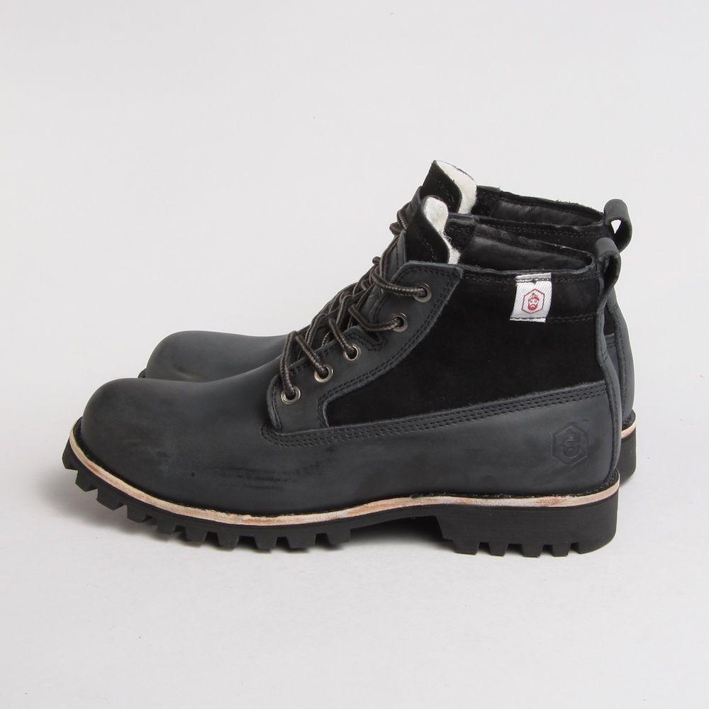 Ботинки Jack Porter Jack муж BLACK TW7117(6)-04M