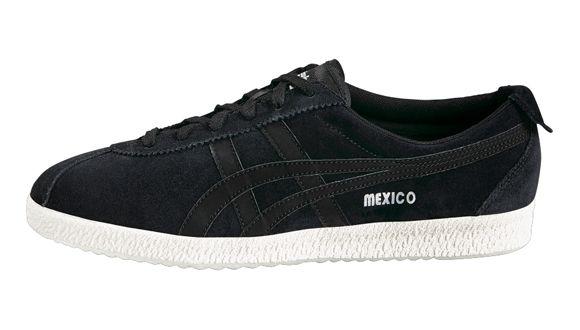 Спортивная обувь ONITSUKA TIGER D639L 9090 Mexico DELEGATION