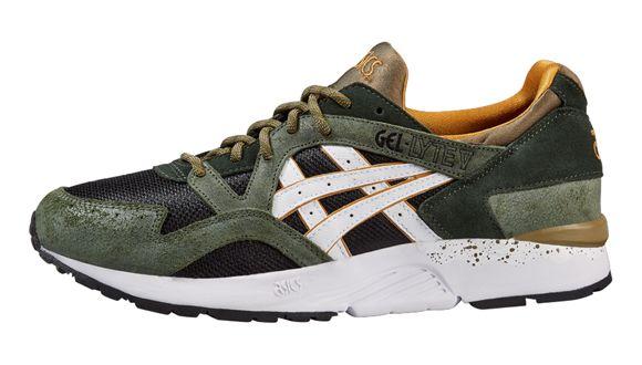 Спортивная обувь ASICS H5U1N 9001 GEL-LYTE V