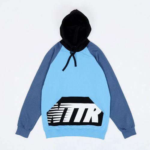 Толстовка Anteater Icon hoodie-blue_nttr