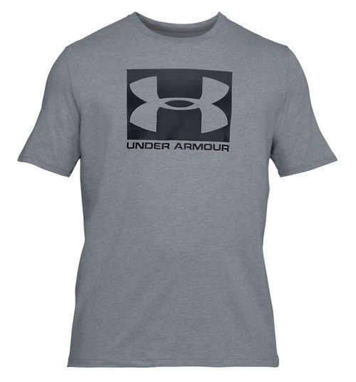 Футболка Under Armour UA Boxed Sportstyle SS