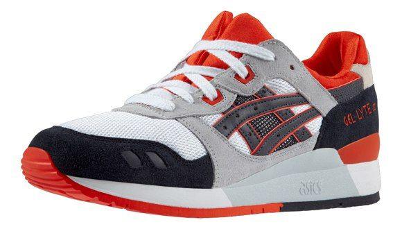 Спортивная обувь ASICS H518N 0190 GEL-LYTE 3