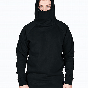 Худи HRB «Mask black» Черный Z789