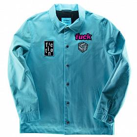 Куртка мужская FICTION Jerry Jacket Electric Blue F102