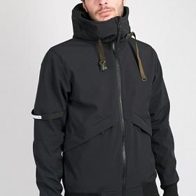 Куртка CODERED Get High 2 COR Черный COR0028