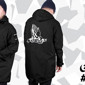 Куртка GIFTED SS17/053 черный