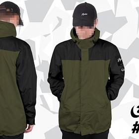 Куртка GIFTED SS17/047 хаки