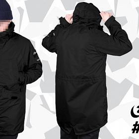 Куртка GIFTED SS17/052 черный