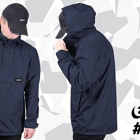 Куртка GIFTED SS17/041 темно-синий