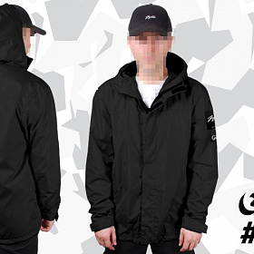 Куртка GIFTED SS17/045 черный