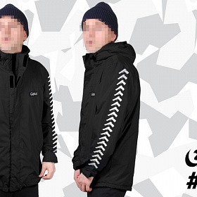 Куртка GIFTED SS17/046 черный