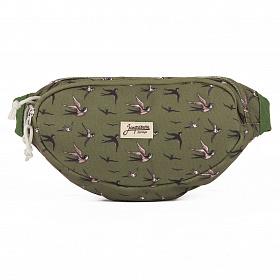Сумка ЗАПОРОЖЕЦ Canvas Waist Bag (Зеленый (New Green))