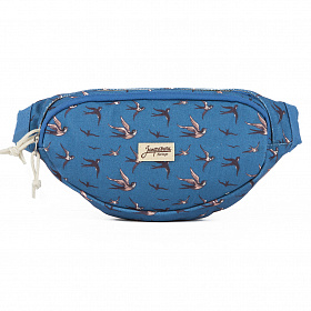 Сумка ЗАПОРОЖЕЦ Canvas Waist Bag (Синий (New Blue))