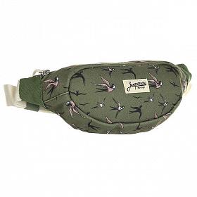 Сумка ЗАПОРОЖЕЦ Smaller Waist Bag (Зеленый (New Green))